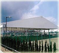 商業・産業・工場・イベント用テント