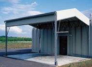 業務用テント・固定式テント・開閉式テント
